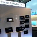 Der Hersteller zeigt zahlreiche Kleinbildschirme im 15-Zoll-Format mit einer Auflösung von 1.366 x 768 Blidpunkten.