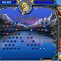 Das actiongeladene Spiel Peggle erinnert an eine Mischung aus Pinball, Bowling und Pachinko.