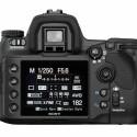 Der drei Zoll große Monitor dient zur Bildkontrolle und liefert alle wichtigen Informationen über die Kameraeinstellungen.