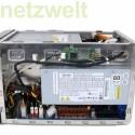 Das Netzteil verfügt über 300 Watt und eine Effizienz von über 80 Prozent.
