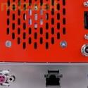 Der Rechner bietet einen eSata- und Gigabit-LAN-Anschluss.