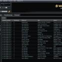 Winamp bietet die Möglichkeit, vor kurzem oder noch nie gesspielte Songs anzuzeigen.