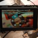 Über ein Touchscreen können die Funktionen der ST 500 und ST 550 aufgerufen werden.