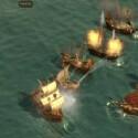 Wie schon im Vorganänger gehören auch Seegefechte zum Arbeitsalltag eines Anno-Herrschers dazu.