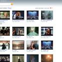 Neben der übersichtlichen Darstellung lässt sich die Suche nach Videos in der Seitenleiste spezifizieren.