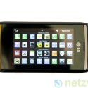 Das LG Viewty Smart sieht auf den ersten Blick aus wie das Apple iPhone...