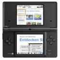 Internetzugang über Opera-Browser und spezielle Shop mit DSiWare von Nintendo.