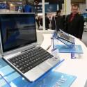 Auch Gigabyte bietet ein besonders flaches Netbook an.