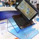 Es handelt sich um einen Convertible-Tablet-PC.