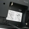 HDMI-Anschluss zum Anschließen weiterer Monitore.