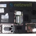 Gleich zwei Festplatten mit je 500 Gigabyte sind verbaut.