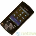 Der Sony-Walkman NWZ-S544 verfügt über eingebaute Stereoboxen.
