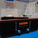 Das schicke Aufnahmegerät erinnert ein wenig an eine alte Kompaktanlage aus den 50er- oder 60er-Jahren.