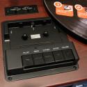Auch Musikkassetten digitalisiert der Teac LP-R 500.
