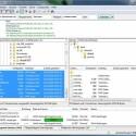 Zuerst muss der Nutzer die entpackten Dateien von Drupal mit einem FTP-Programm auf den eigenen Webspace oder Server hochladen.