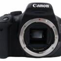 An das Bajonett der Kamera passen alle EF- und EF-S-Objektive.