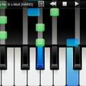 Die Klavier-App FingerPiano verspricht keine besonders hohe Qualität. Dafür erhält der Anwender die Möglichkeit, einfach Stücke zu lernen.