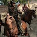 Jedes Pferd kann als mobiler Untersatz dienen.