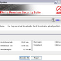Suche nach neuen Viren-Definitionen und Programm-Updates.