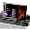 Mit der DVR Station bietet Archos seinem Internet Tablet die Möglichkeit der digitalen Videoaufnahme.