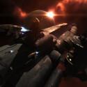 Darstellung eines Raumschiffs, CCP Games hf., Reykjavik