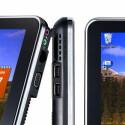 Zur weiteren Ausstattung gehören unter anderem eine 1,3 Megapixel Webkamera, drei USB-Ports und ein 4-in-1-Kartenleser.