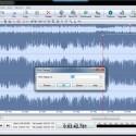 Auch die Tonhöhe lässt sich über das Effekt-Menü unabhängig von der Geschwindigkeit verändern. So kann Musik zum Beispiel in eine andere Tonart transponiert werden.