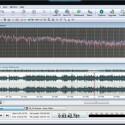 Einige Analysefunktionen wie die Frequenzanalyse geben Aufschluss über das Audiomaterial.
