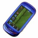Das Samsung S7550 Blue Earth ist eines der wenigen Handys das über eine eingebaute Solarzelle verfügt.