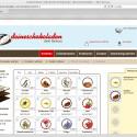 Auch beim Online-Dienst DeineSchokoladen dreht sich alles um das braune, weiße oder schwarze Gold.