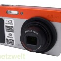Bildsensor mit 12 Megapixeln Auflösung und ein Objektiv mit fünffachem Zoom.