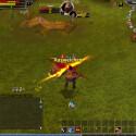 Nachdem die Entscheidung für einen Charakter und dessen Namen gefallen ist, steht der Spieler buchstäblich im Wald.