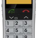 Das Emporia Talk verfügt über große Tasten und kann auch SMS-Mitteilungen senden