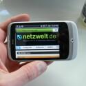 Besonders eine jüngere Zielgruppe soll mit dem Smartphone auf Android-Basis angesprochen werden.