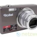 Günstige Kompaktkamera mit fünffachem Zoom.