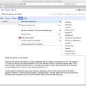 Auch in Google Text&Tabellen werden Inhalte in über 30 Sprachen konvertiert.