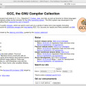 Der GNU Compiler unterstützt zahlreiche Sprachen und dutzende Prozessoren.