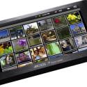 Das Archos Home Tablet 7 begeistert durch lange Musikwiedergabe. (Quelle: Archos)