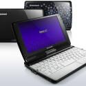 Lenovo bietet mit dem IdeaPad S10-3T ein schickes Tablet-Netbook an. (Quelle: Lenovo)