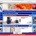 Die Discounter treten im Netz sehr unterschiedlich auf. Aldi Nord etwa bietet seinen Besuchern einen virtuellen Einkaufszettel - mehr nicht.