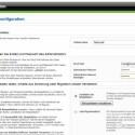 Zum Abschluss muss der Nutzer den Namen der Webseite angeben, die Zugangsdaten für den Administrator einrichten und gegebenenfalls einige Beispieldaten installieren.