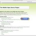 MeeGo setzt für die Darstellung von Webseiten auf die Bibliothek WebKit - und zieht damit Apple Safari gleich.