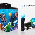 Playstation Move wird Mitte September im Handel erscheinen. Das Starter Pack, bestehend aus Motion Controller, Eye-Camera und Demo-Disc kostet 60 Euro. (Bild: Sony)