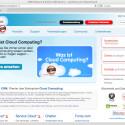 Salesforce ist führend bei webbasierter CRM-Software, die Kommunikation mit Kunden und Partnern verwaltet.