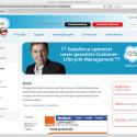 Neben den CRM-Funktionen bietet Salesforce auch ein Modul, das den Kundendienst unterstützt.