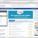 Salesforce besitzt einen eigenen Marktplatz für Apps, genannt AppExchange.
