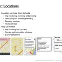 Natürlich können Bada-Handys auch die Position bestimmen und Karten anzeigen. (Bild: Samsung, Bada Dokumentation)
