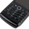 Das Smartphone von RIM verfügt über keine Volltastatur. Dafür hat das Keyboard aber große Tasten mit klaren Druckpunkten.