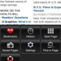 Die Bedienung ist leicht, auch wenn es Opera Mini bisher noch nicht aufs iPad geschafft hat. (Bild: Apple iTunes)