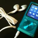 Der Walkman selbst ist recht klein, die Software ordentlich bedienbar.